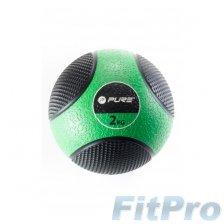 Мяч медицинский PURE Medicine Ball, 2 кг в магазине FitPro