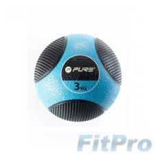 Мяч медицинский PURE Medicine Ball, 3 кг в магазине FitPro