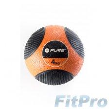 Мяч медицинский PURE Medicine Ball, 4 кг в магазине FitPro